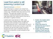 Download this starter slide to kick off a lesson on air pollution with your 14–16 students