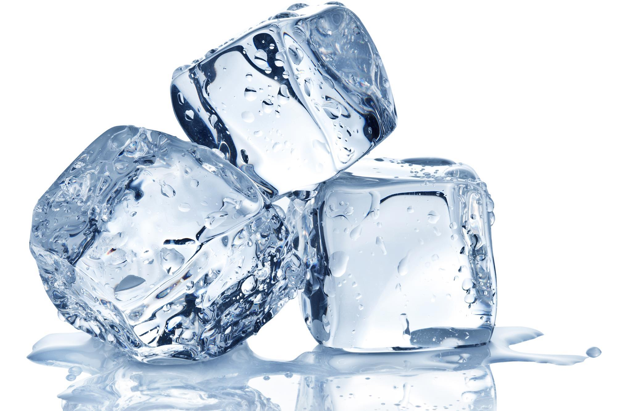 How much water makes ice? | News - Royal Society of Chemistry