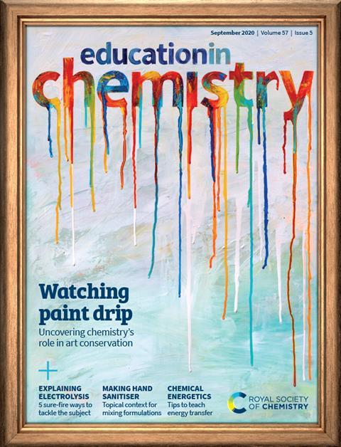 September 2020 Use Ideas From This Issue Article Rsc Education