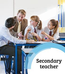 Secondary teacher