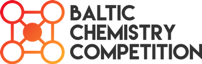 Baltic Chemistry competition logo