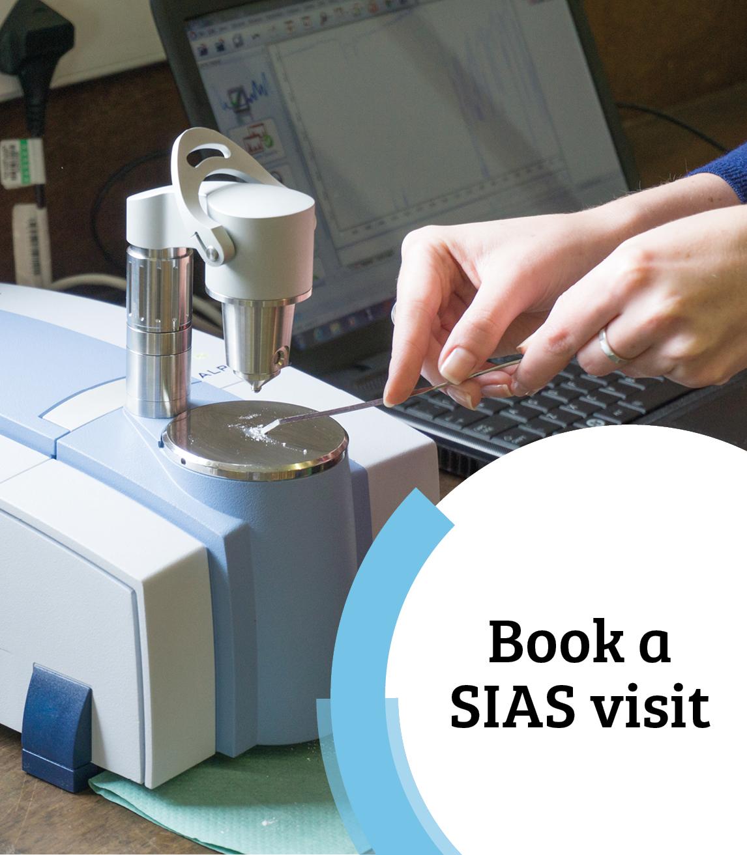 Book a SiaS visit
